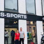 opening nieuwe winkel jes sports bredene