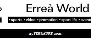 Nieuwsbrief februari 2021 Erreà